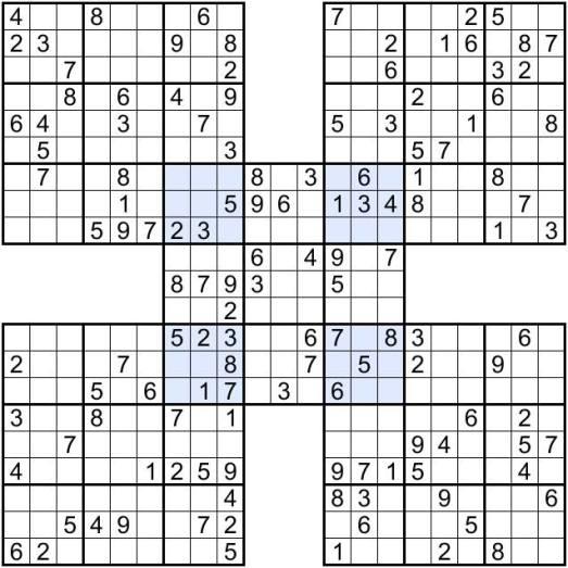Final puzzle [Photo: Supachai Thongsawang]